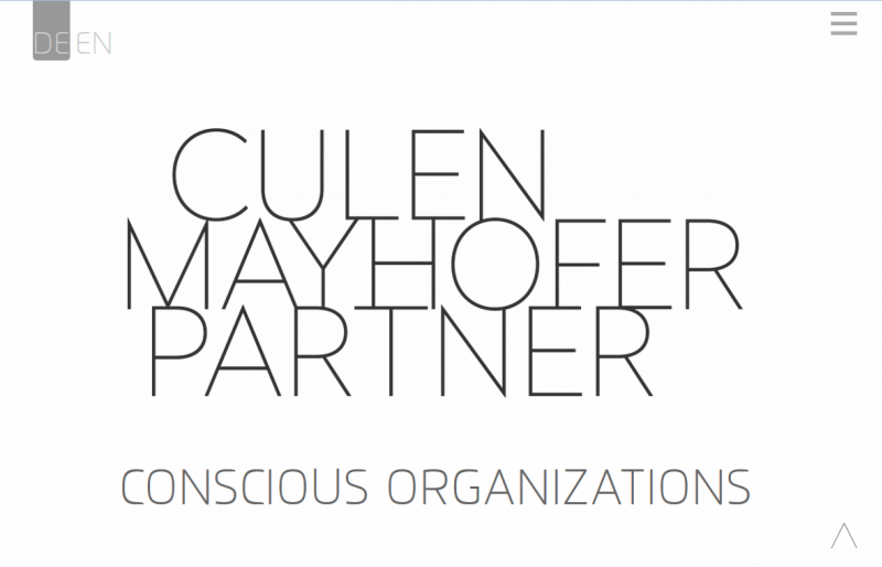 Website für Culen Mayhofer Partner GmbH